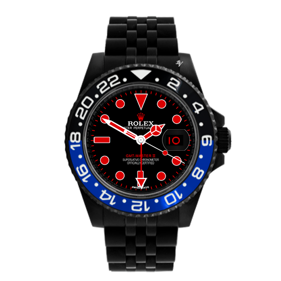 Rolex Rolex Gmt-Master II 116710 - Jubilee