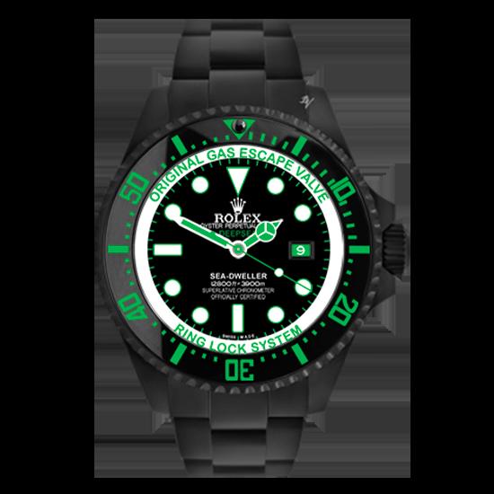 Rolex Rolex Deepsea  116660