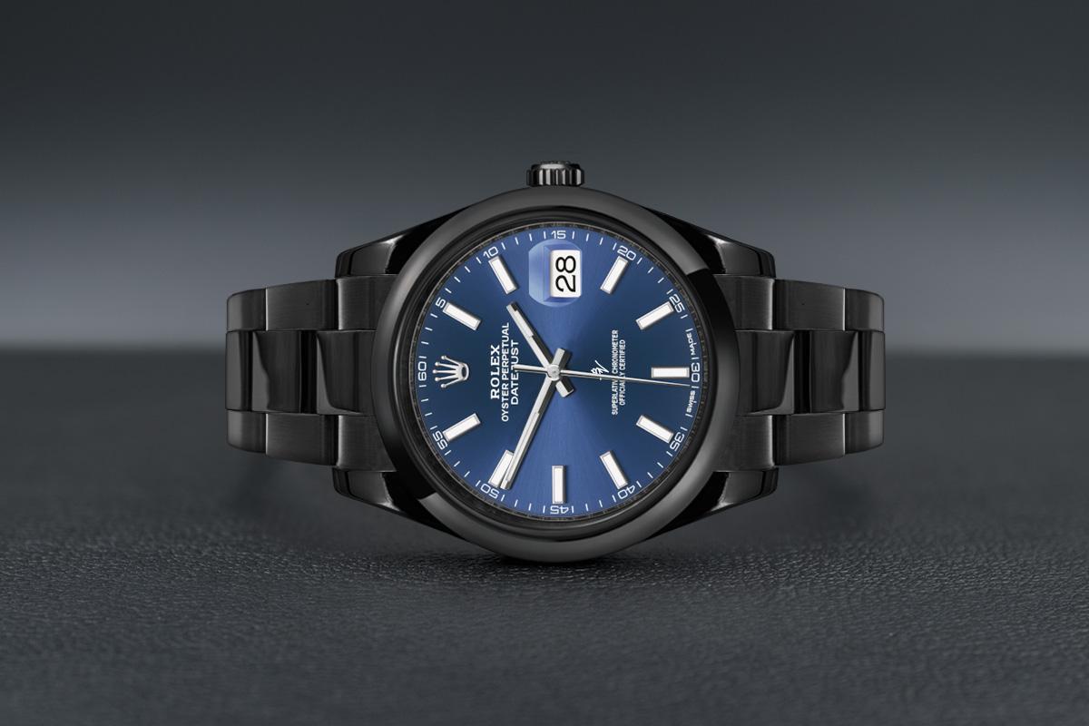 più economico 35cd3 d3b94 Rolex 126300 Black Venom - Limited edition /35
