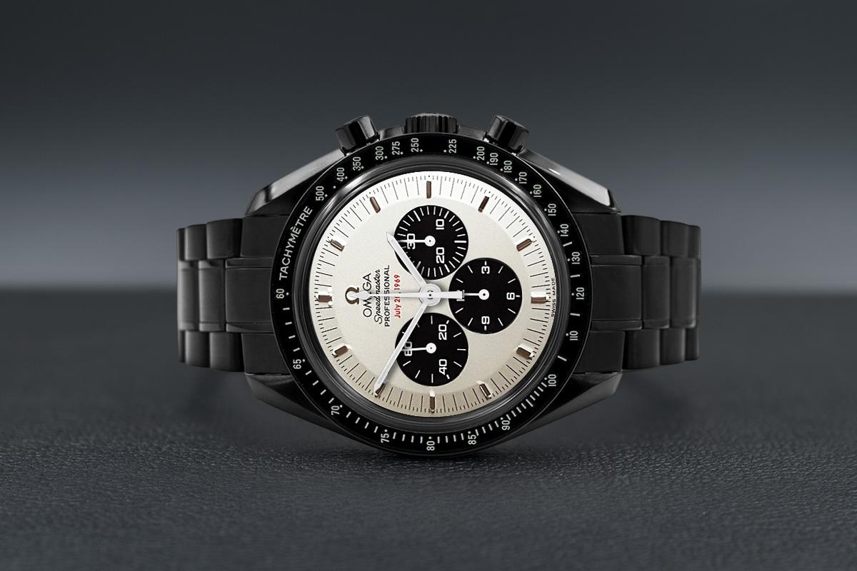 Omega Moonwatch Apollo11 Black Venom Limited Edition 5