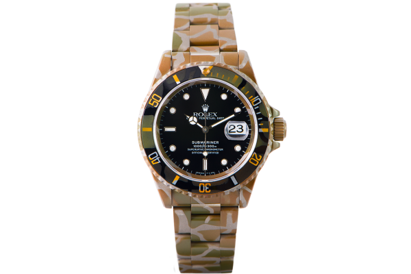 Rolex 16610 N.O.C CAMOUFLAGE - Limited Edition /10