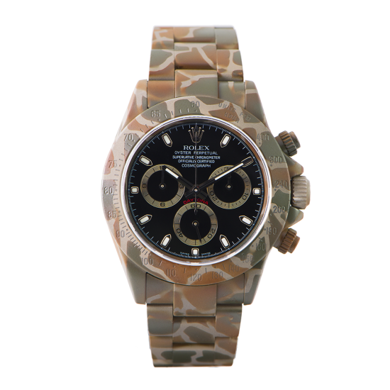 Rolex 116520 N.O.C CAMOUFLAGE - Limited Edition /10