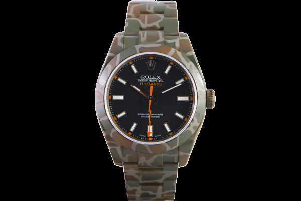Rolex 116400 N.O.C CAMOUFLAGE - Limited Edition /10