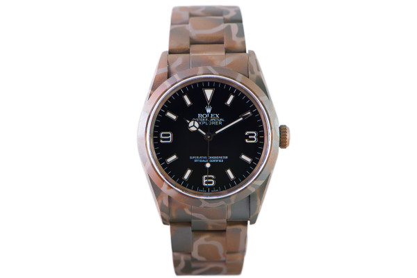 EXPLORER  14270 N.O.C CAMOUFLAGE - Limited Edition /35