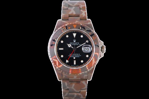 Rolex 16710 N.O.C CAMOUFLAGE - Limited Edition /10