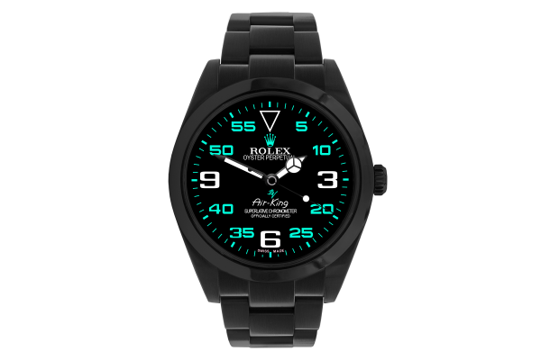 Rolex 116900 Black Venom - Limited Edition /10