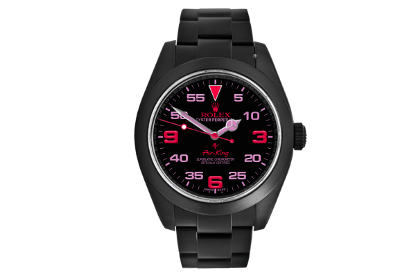Colorful Lady  - Limited Edition /10 Black Venom Dlc - Pvd