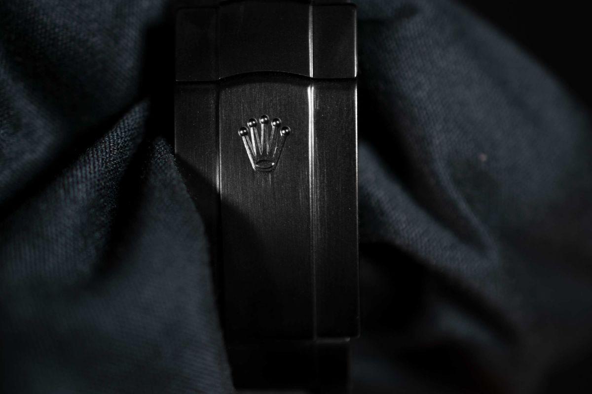 Rolex Gred - Limited Edition /10 Black Venom Dlc - Pvd