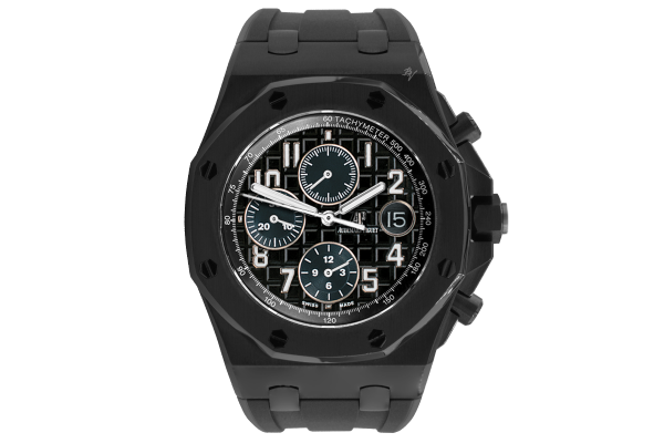 Audemars Piguet Limited Edition /5 Black Venom Dlc - Pvd