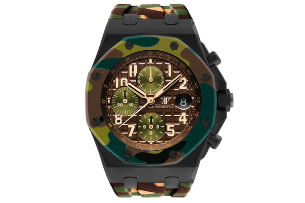 Camouflage - Limited Edition /5 Black Venom Dlc - Pvd
