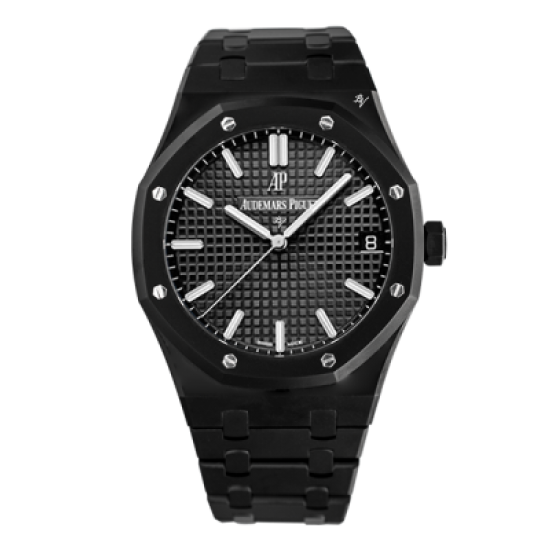 Audemars Piguet Black - Limited Edition /10 Black Venom Dlc - Pvd