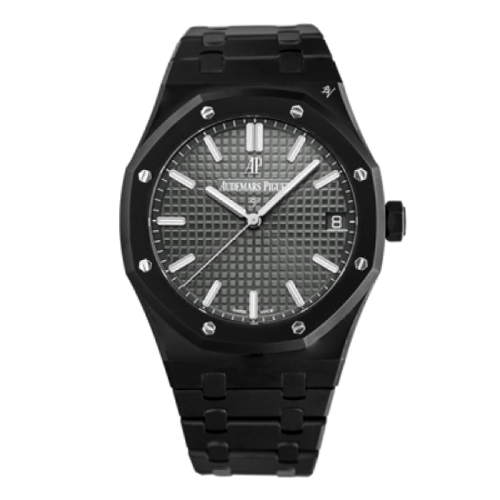 Audemars Piguet  Grey  Limited Edition /10 Black Venom Dlc - Pvd