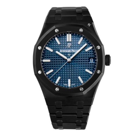 Audemars Piguet  Blu - Limited Edition /10 Black Venom Dlc - Pvd