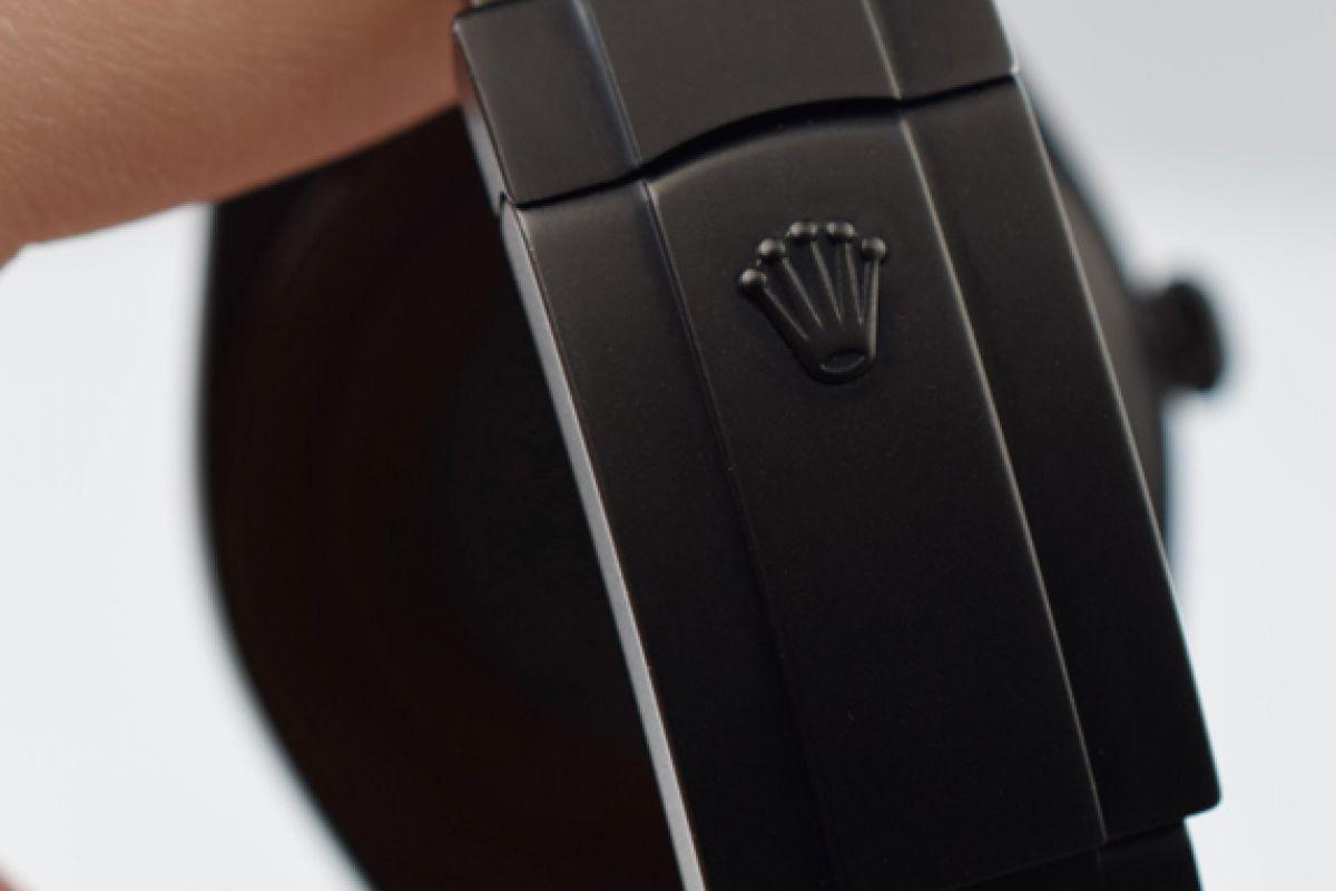 Rolex Horizon - Limited Edition /10 Black Venom Dlc - Pvd