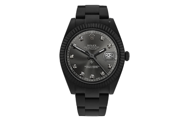 Diamonds - Limited Edition /35 Black Venom Dlc - Pvd
