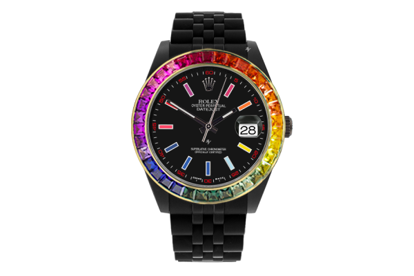 Rainbow Limited edition /5 Black Venom Dlc - Pvd