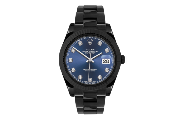 Rolex 126334 Black Venom - Diamonds - Limited Edition /35