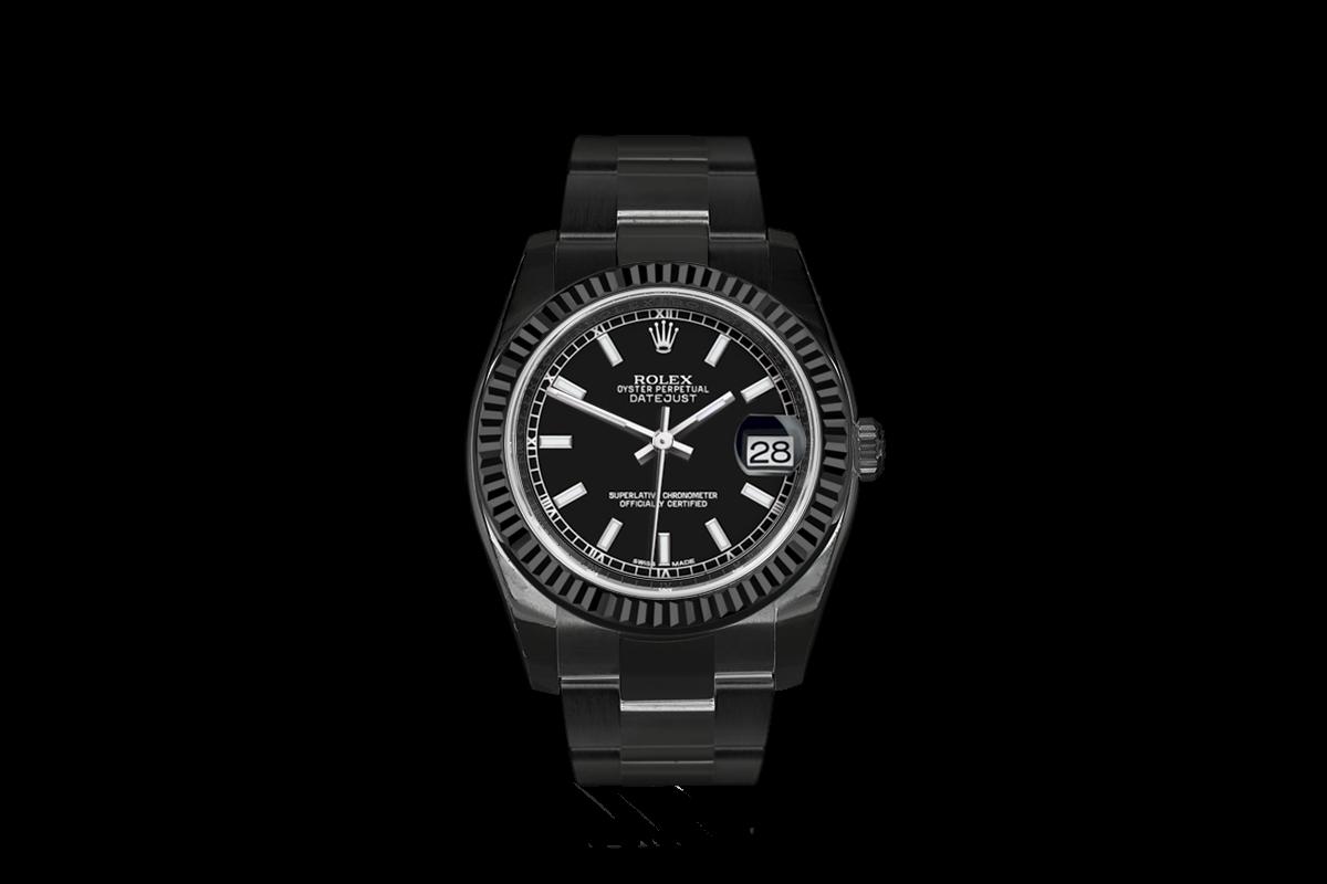 Rolex 178274 Black Venom Limited Edition 35