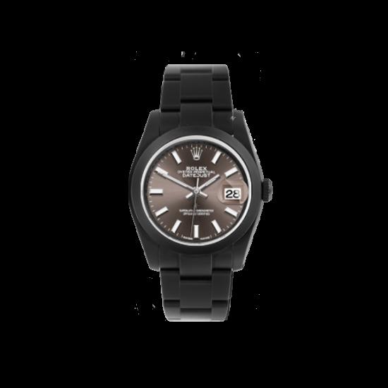 Rolex Datejust  Limited edition /35 Black Venom Dlc - Pvd