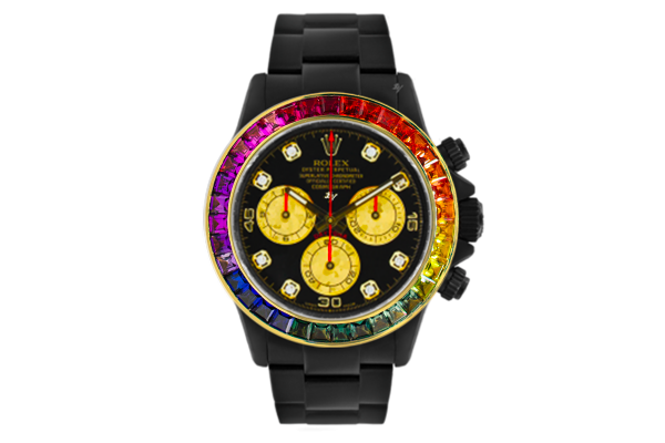 Rainbow MK1 - Limited edition /5 Black Venom Dlc - Pvd