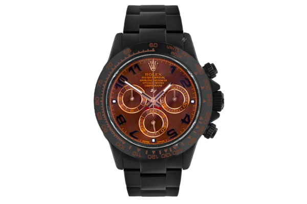 Chocolate  - Limited edition /10 Black Venom Dlc - Pvd