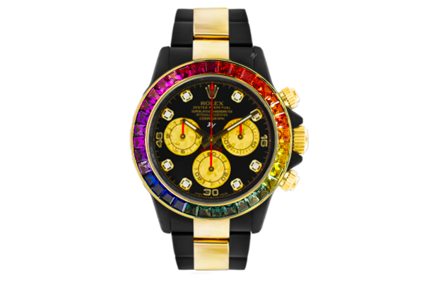 Rainbow MK2 - Limited edition /10 Black Venom Dlc - Pvd