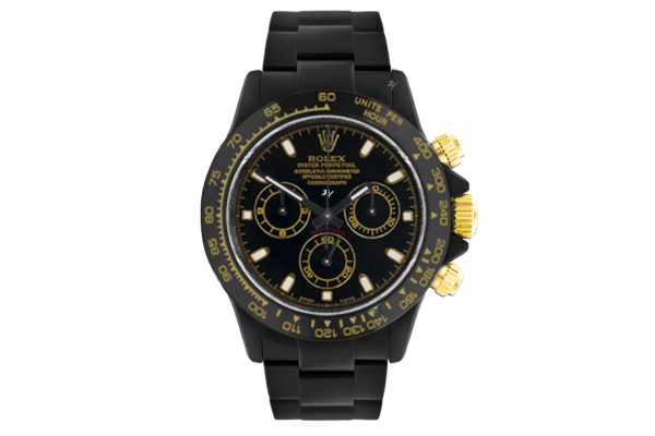 Golden MK1 - Limited edition /10 Black Venom Dlc - Pvd