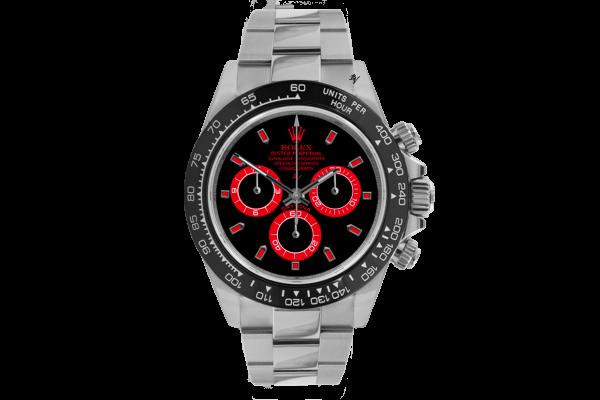 Red - Limited edition /5 - Black Venom custom