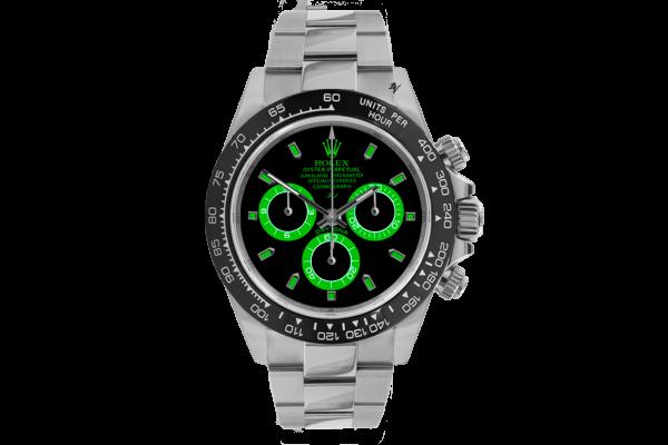 light green  - Limited edition /5 - Black Venom custom