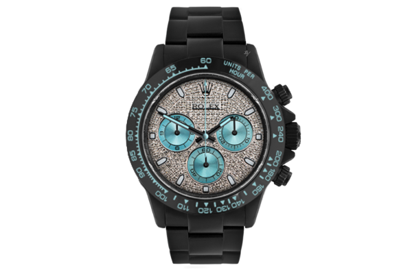 Ice Diamond  - Limited edition /10 Black Venom Dlc - Pvd