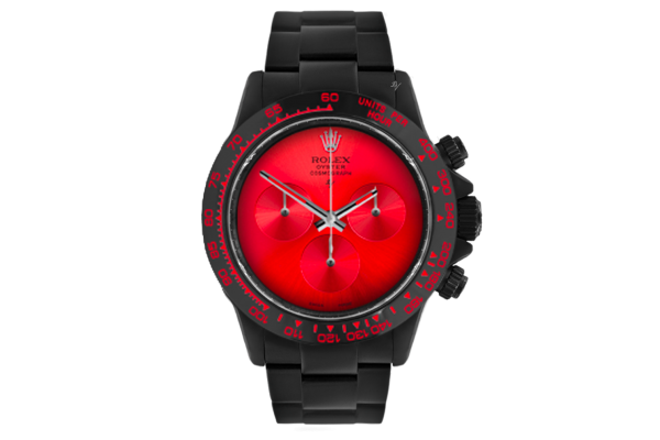 Pure Red  - Limited edition /10 Black Venom Dlc - Pvd