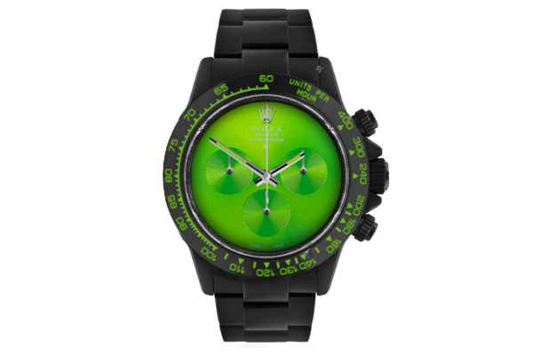 Pure Green  - Limited edition /10 Black Venom Dlc - Pvd
