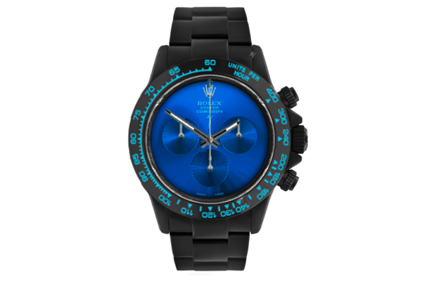 Pure Blue  - Limited edition /10 Black Venom Dlc - Pvd