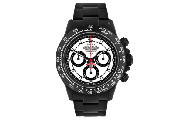 Limited edition /10 Black Venom Dlc - Pvd