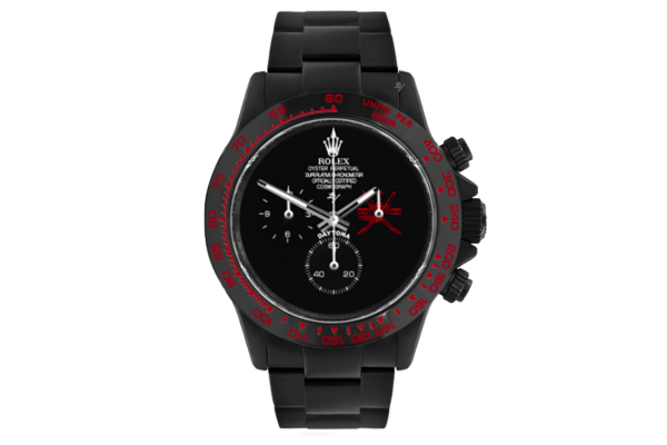 Limited edition /10 - Oman Sward Black Venom Dlc - Pvd