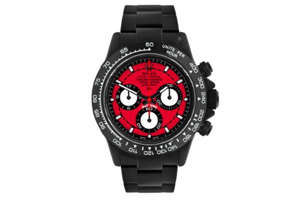 Bordeaux  - Limited edition /10 Black Venom Dlc - Pvd