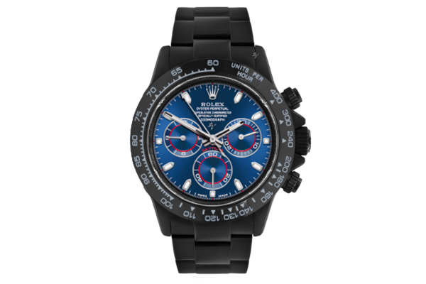 Blue  - Limited edition /10 Black Venom Dlc - Pvd