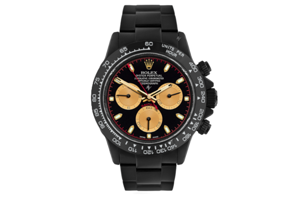 Black Gold  - Limited edition /10 Black Venom Dlc - Pvd