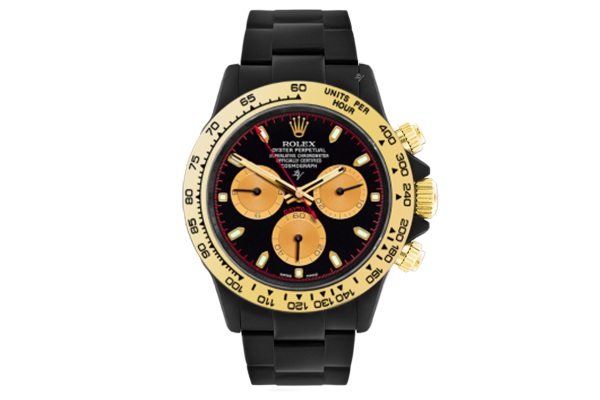 Black Gold MK2  - Limited edition /10 Black Venom Dlc - Pvd