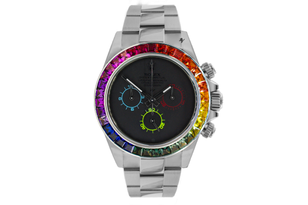 Black Rainbow  - Limited edition /5 - Black Venom custom