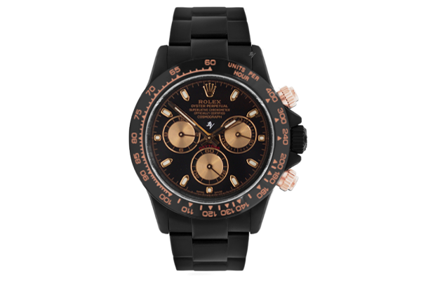 Black Everose MK2 - Limited edition /10 Black Venom Dlc - Pvd