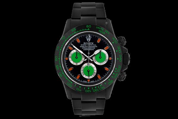 orange green  - Limited edition /10 Black Venom Dlc - Pvd