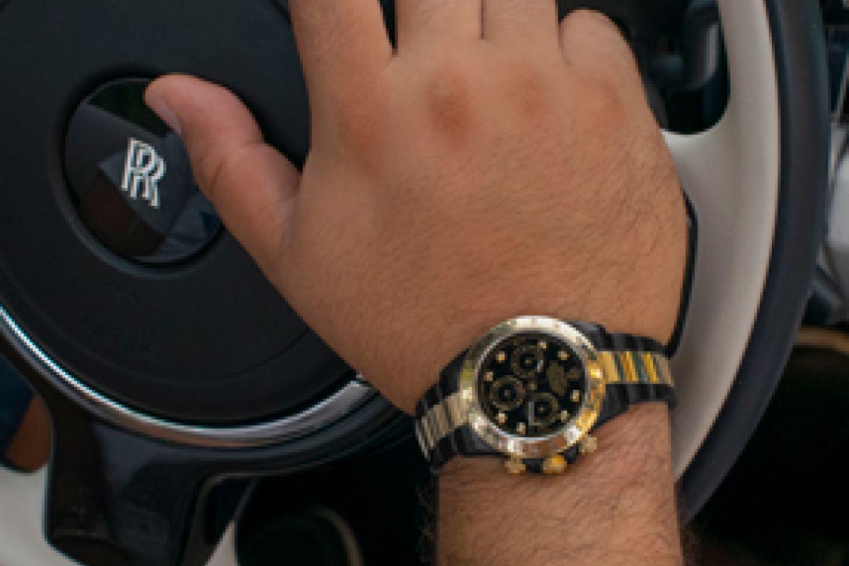 Rolex Black Diamond - Limited edition /35 Black Venom Dlc - Pvd