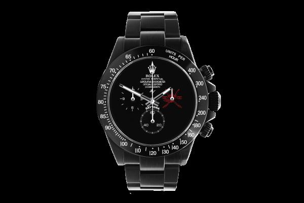 Rolex 116520 Black Venom  - Limited edition /10 - Oman Sward