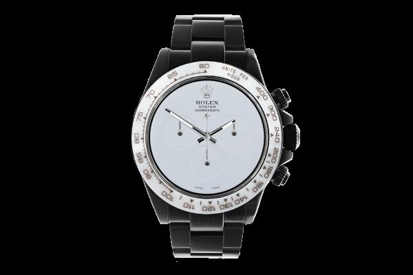 Rolex 116520 Black Venom - Pure White  - Limited edition /10