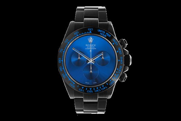 Rolex 116520 Black Venom - Pure Blue  - Limited edition /10