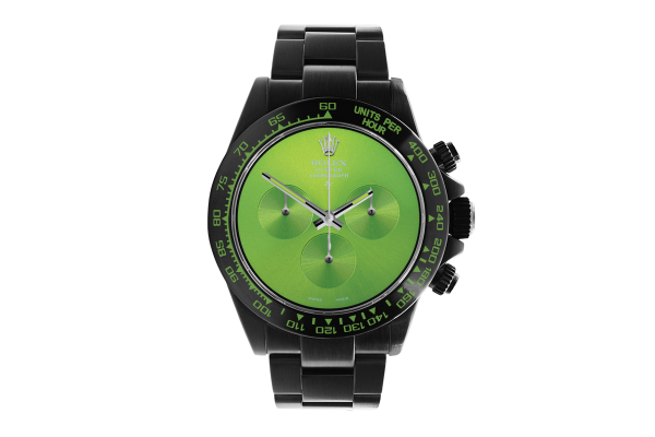 Rolex 116520 Black Venom - Pure Green  - Limited edition /10