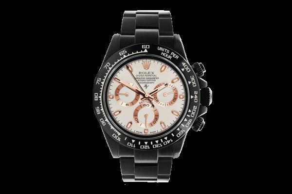 Rolex 116520 Black Venom - Ivory Everose  - Limited edition /10
