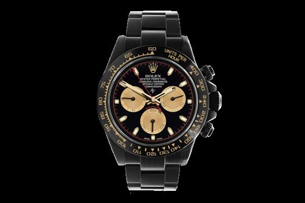 Rolex 116520 Black Venom - Black Gold  - Limited edition /10