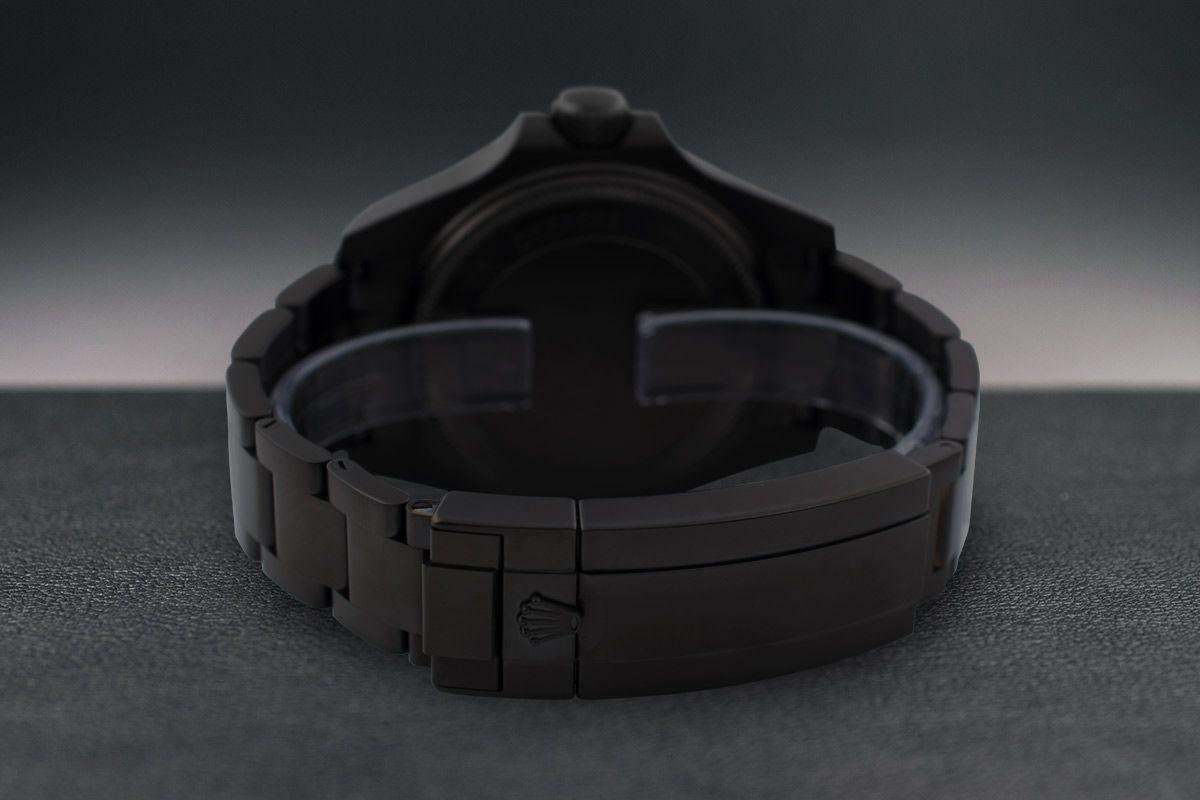 Rolex  Little Dot - Limited Edition /10 Black Venom Dlc - Pvd *